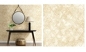 "Brewster Home Fashions Mercury Glass Wallpaper - 396"" x 20.5"" x 0.025"""