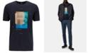 Hugo Boss BOSS Men's Logo Graphic Cotton T-Shirt