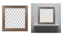 """Trademark Global Color Bakery 'Group 04 B' Ornate Framed Art - 11"""" x 11"""""""