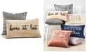 Lacourte 2-Pk. Home At Last Decorative Pillow Collection