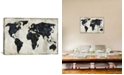 """iCanvas The World Ii by Russell Brennan Gallery-Wrapped Canvas Print - 18"""" x 26"""" x 0.75"""""""