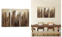 "iCanvas Flatiron Skyline by Silvia Vassileva Gallery-Wrapped Canvas Print - 40"" x 60"" x 1.5"""