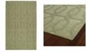 Kaleen Imprints Modern IPM03-59 Sage 5' x 8' Area Rug