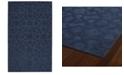 "Kaleen Imprints Modern IPM06-22 Navy 9'6"" x 13'6"" Area Rug"