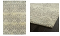 "Kaleen Mercery MER01-75 Gray 5' x 7'9"" Area Rug"