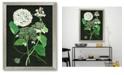 "Courtside Market Hydrangea Study I 16"" x 20"" Framed Canvas Wall Art"