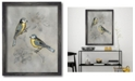 """Courtside Market Aviary I 16"""" x 20"""" Framed Canvas Wall Art"""