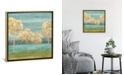 """iCanvas Blue Horizons I by Chris Donovan Gallery-Wrapped Canvas Print - 18"""" x 18"""" x 0.75"""""""