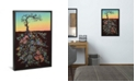 """iCanvas Sunset #1 by Ebova Gallery-Wrapped Canvas Print - 26"""" x 18"""" x 0.75"""""""