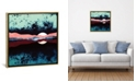 """iCanvas """"Night Sky Reflection"""" by Spacefrog Designs Gallery-Wrapped Canvas Print"""