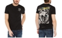 Buffalo David Bitton Men's Wolf Graphic T-Shirt