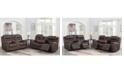 Coaster Home Furnishings Hemer Upholstered Power2 Loveseat