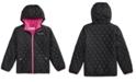 Columbia Big Girls Bella Hooded Plush-Lined Jacket