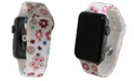 Nimitec Women's Silicone Apple Watch Strap 38mm