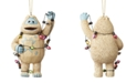 Enesco Jim Shore Bumble Wrapped in Lights Ornament