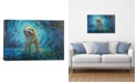 "iCanvas Labrador Jazz by Iris Scott Wrapped Canvas Print - 18"" x 26"""