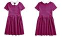 Polo Ralph Lauren Big Girls Knit Stripe Dress