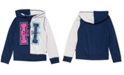 Tommy Hilfiger Big Girls Colorblocked French Terry Hoodie