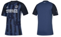 adidas Men's LA Galaxy Secondary Replica Jersey