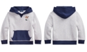 Polo Ralph Lauren Little Boys Polo Bear Cotton Fleece Hoodie