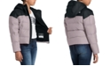 The North Face Little & Big Girls Moondoggy Down Hooded Jacket