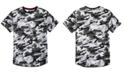 Univibe Big Boys Sawtelle Camouflage T-Shirt