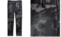 Polo Ralph Lauren Men's Big & Tall Stretch Camo Classic Fit Chino