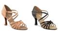 """Capezio Social Dance Rosa 2.5"""" Heel Shoe"""