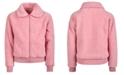 Epic Threads Big Girls Solid Fleece Jacket, Created For Macy's