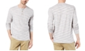 Dockers Men's Textured Henley Shirt