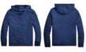 Polo Ralph Lauren Big Boys Hooded Jersey Cotton T-Shirt