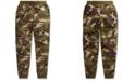 Polo Ralph Lauren Big Boys Camo-Print Fleece Joggers