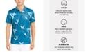Lacoste Men's Ultra Dry Sport Quarter Zip Polo Shirt