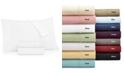 AQ Textiles Parker 1200-Thread Count 4-Pc. Full Sheet Set