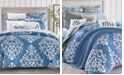 Charter Club Outline Damask Bedding Collection, Created for Macy's