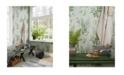 """Wall Vision 21"""" x 396"""" Foxglove Botanical Wallpaper"""