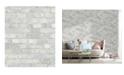 "Marburg 20.5"" x 396"" Granulat Stone Wallpaper"