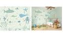 ohpopsi Underwater Adventures Wall Mural