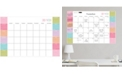 WallPops Color Block 2019-2020 Academic Calendar