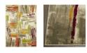"Global Rug Designs Sanu BUR11 Gray 3'11"" x 5'2"" Area Rug"