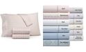 Sunham Fairfield Square Collection Waverly Cotton 450-Thread Count 6-Pc. Queen Sheet Set