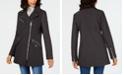 Michael Kors Asymmetrical Raincoat