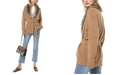 Michael Kors Faux-Fur Cardigan, Regular & Petite Sizes