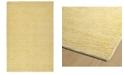 """Kaleen Textura TXT05-05 Gold 3'6"""" x 5'6"""" Area Rug"""