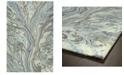Kaleen Marble MBL04-17 Blue 2' x 3' Area Rug