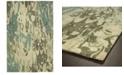 "Kaleen Marble MBL05-50 Green 3'6"" x 5'6"" Area Rug"