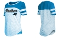 5th & Ocean Women's Carolina Panthers Space Dye T-Shirt