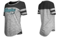5th & Ocean Women's Philadelphia Eagles Space Dye T-Shirt