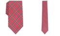 Club Room Men's Royal Stewart Tie, Created For Macy's