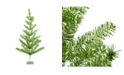 Northlight 3' Lime Green Tinsel Pine Artificial Christmas Twig Tree - Unlit